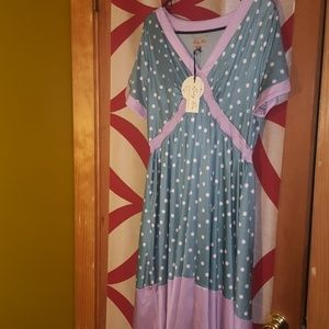 Lindy Bop day dress